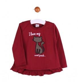 ch-11002-3-camiseta-gato-granate-100-algodon